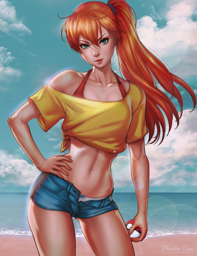 Misty by dandonfuga