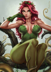 Poison Ivy by dandonfuga