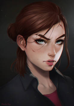 Ellie (The Last of Us 2)