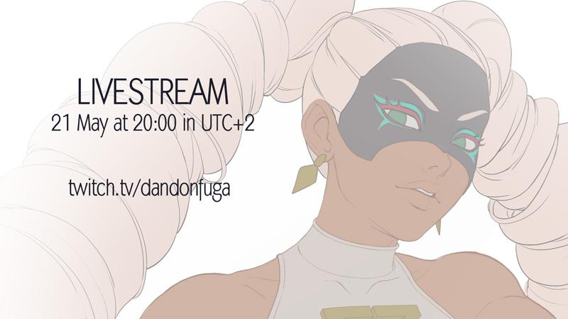 Livestream-banner-klein by dandonfuga