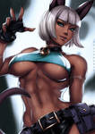 Ms. Fortune (Skullgirls)