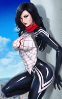 Silk by dandonfuga