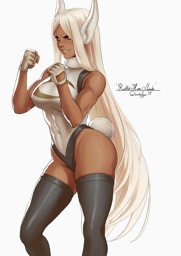 Rabbit Hero Miruko by dandonfuga