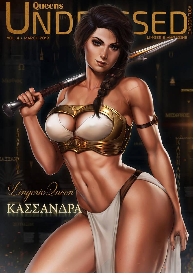 Kassandra by dandonfuga