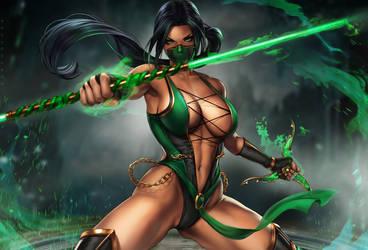 Jade by dandonfuga