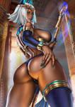 Kinky Neema by dandonfuga