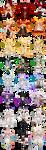 OTA/TTA Gaia Rainbow Adopts [OPEN] by Frosty-Gaia-Adopts