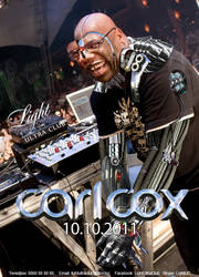 Carl Cox by SmokeWithMe