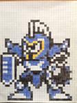Mega Man 8-bit Knight Man