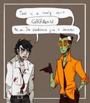 Classy Zombies