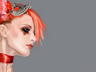 Emilie Autumn II by Z-infernal