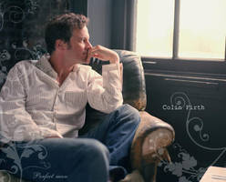 Colin Firth by sheenaho