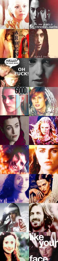 Merlin BBC Icons by 25djadja