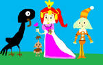 Me As Princess Camille