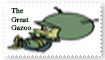The Great Gazoo Stamp by sydneypie