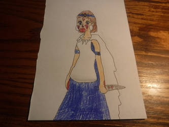 Animal (Princess Mononoke) by sydneypie