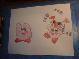 Kirby by sydneypie