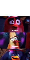 My Fourth Angry Bird Meme by sydneypie