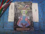 The Joker As Drosselmeyer by sydneypie
