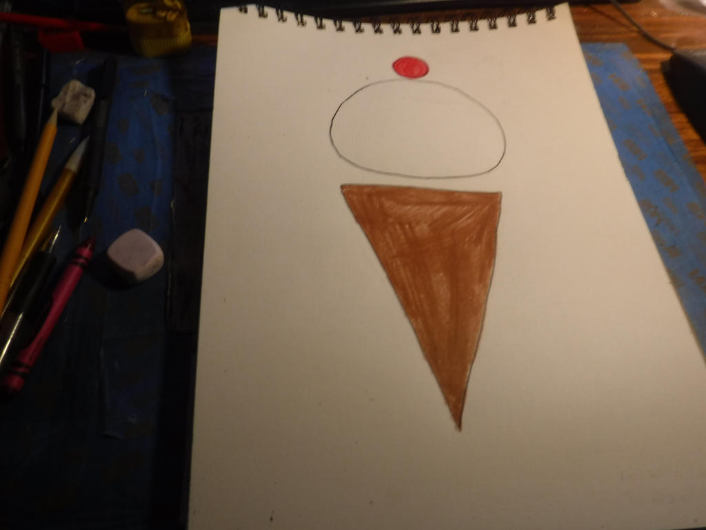 Sketchbook Assignment # 42 by sydneypie