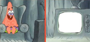 Patrick Watch Meme
