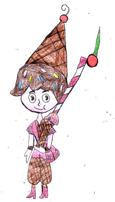 Ice Cream, Sprinkles, And Custom Jaegers by sydneypie on