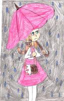It's Always Raining Here by sydneypie