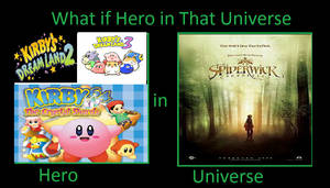 Kirby: The Zero Saga In Spiderwick Chronicles by sydneypie