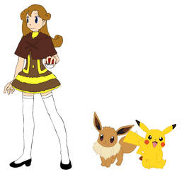 Let's Go, Pikachu And Eevee