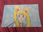 Sailor Moon by sydneypie
