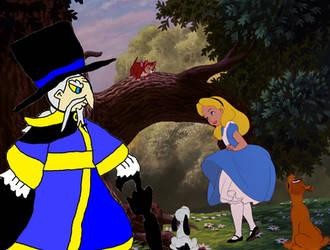 Sham-Fu And Alice by sydneypie