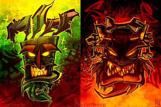 The AKU UKA Brothers
