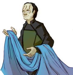 fabric man by dziwaczka