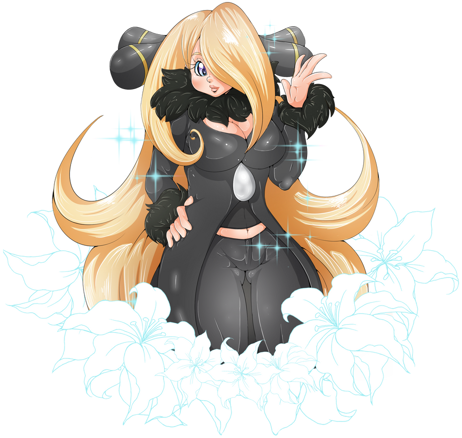 Cynthia by SuddenHack