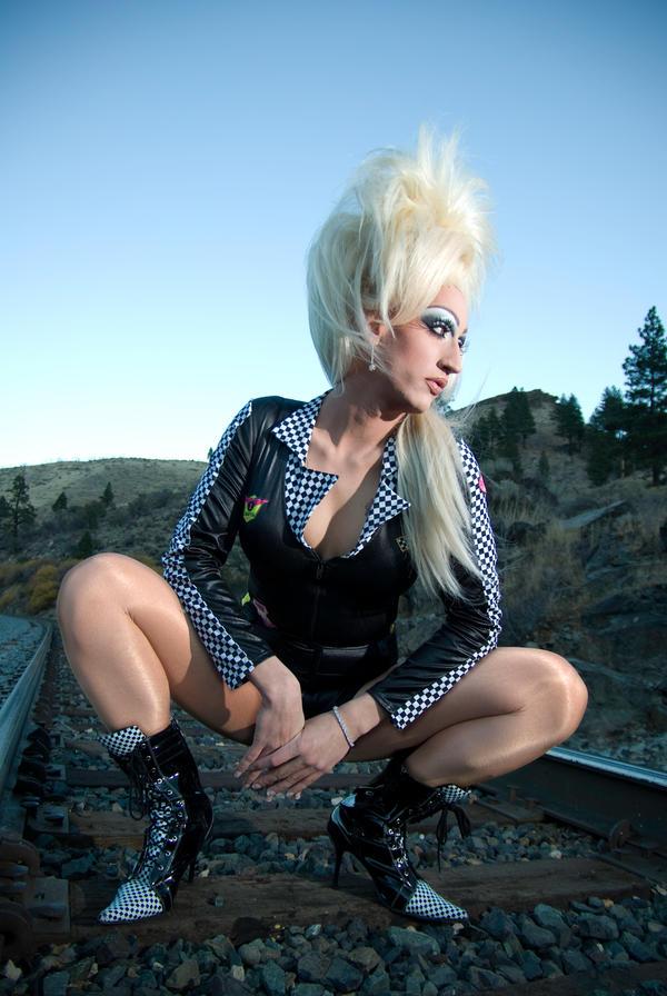 Fabulous Ashlee Stone by BigDana