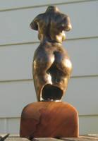 Torso Venus fessue by olivierduhamel