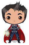 [Pagedoll] Thorryl by wandering-kotka