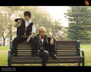Gintama: Yo there by hkboy