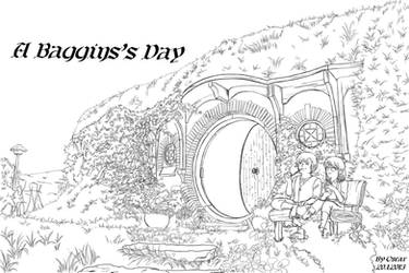 A Baggins Day