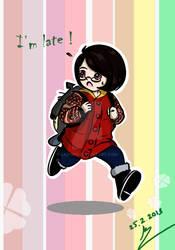 My self :D
