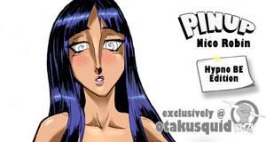 Pinup Hypno-BE (preview) Nico Robin