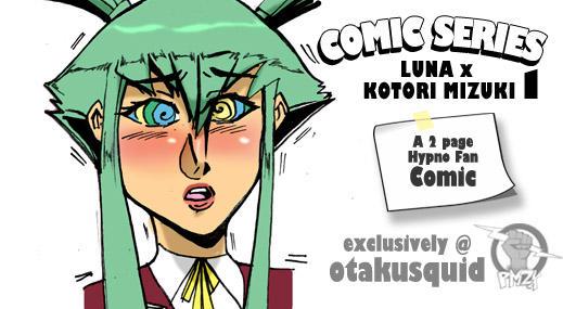 Comic Series: Yugio Hypno 1
