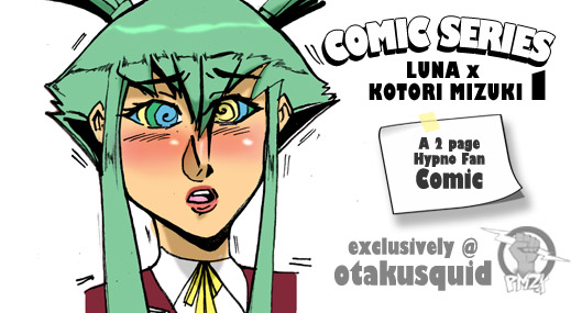 Comic Series: Yugio Hypno 1 by powerman2000