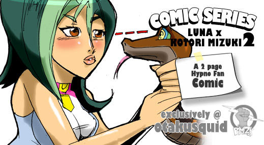 Comic Series: Yugio Hypno 2