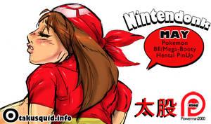 May Nintendonk Pokeball Pervert