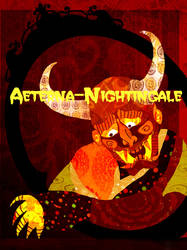 Yokai Hannya by Aeterna-Nightingale