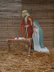 Drive by nativity