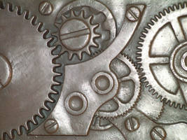 gears and stuff by JensStockCollection