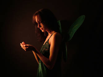 Shadow Faery 3 by JensStockCollection