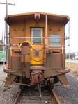 train yard 14 - caboose end